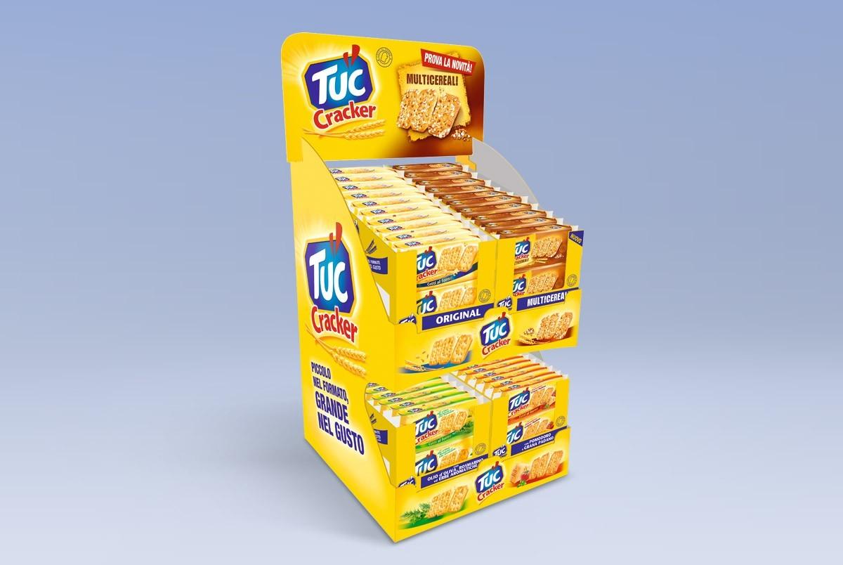 TUC Cracker - Galletas - Branding y Packaging