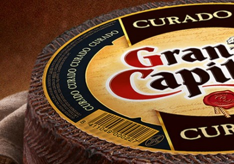 Gran Capitan – Queso – Branding y Packaging