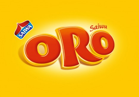 Oro Saiwa – Galletas – Branding y Packaging