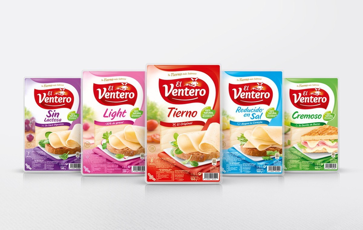 El Ventero - Branding y Packaging