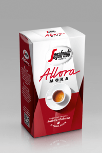 Segafredo - Cafe - Branding y Packaging