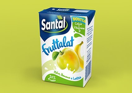 Fruttalat – Branding y Packaging