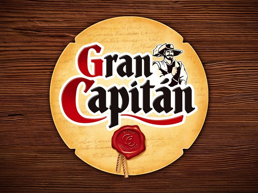 Gran Capitan - Queso - Branding y Packaging