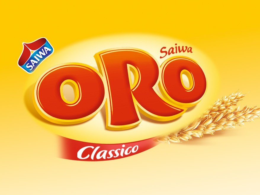 Oro Saiwa - Galletas - Branding y Packaging