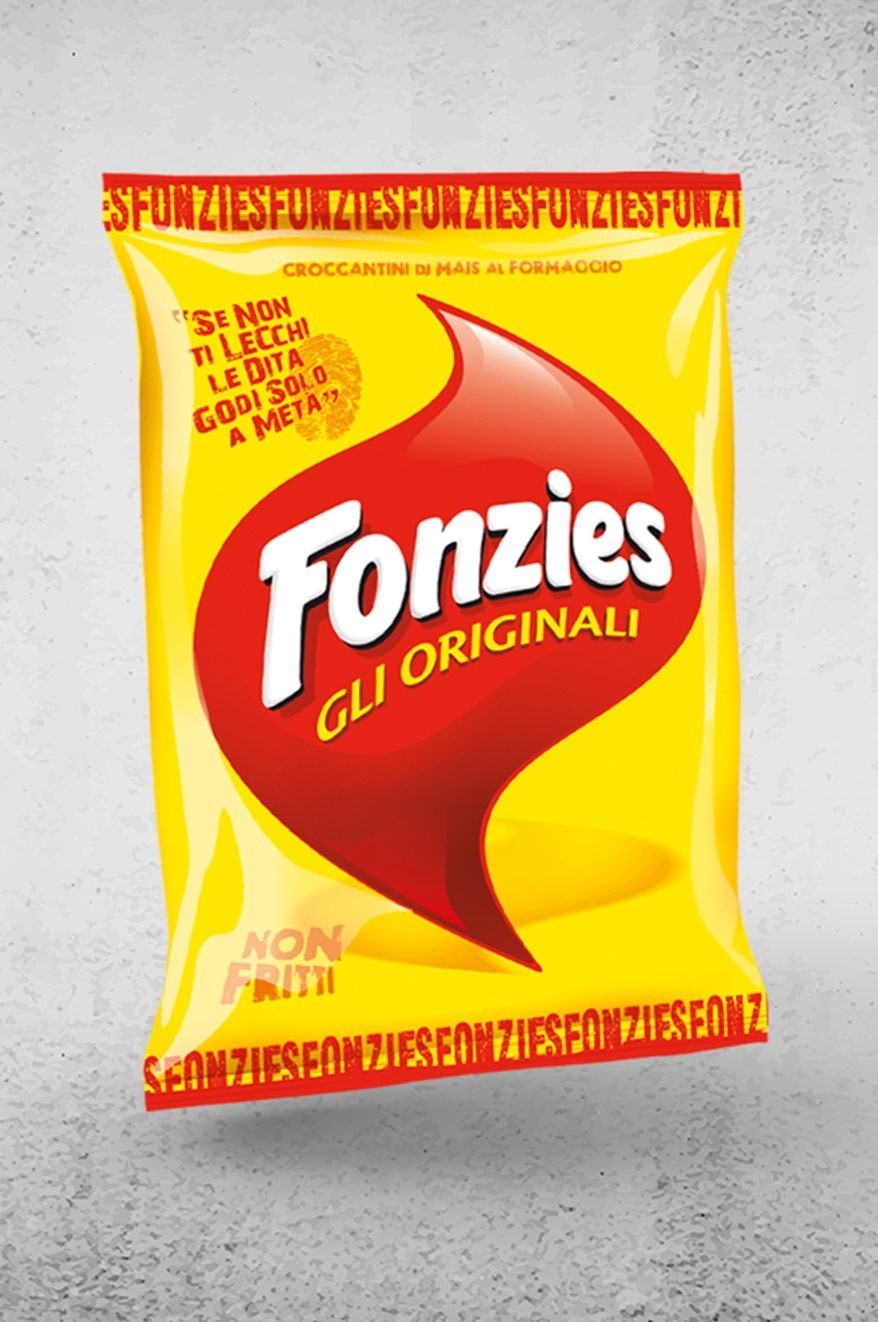 Fonzies - Branding y Packaging