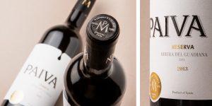 Vinos Paiva - Vino - Branding y packaging