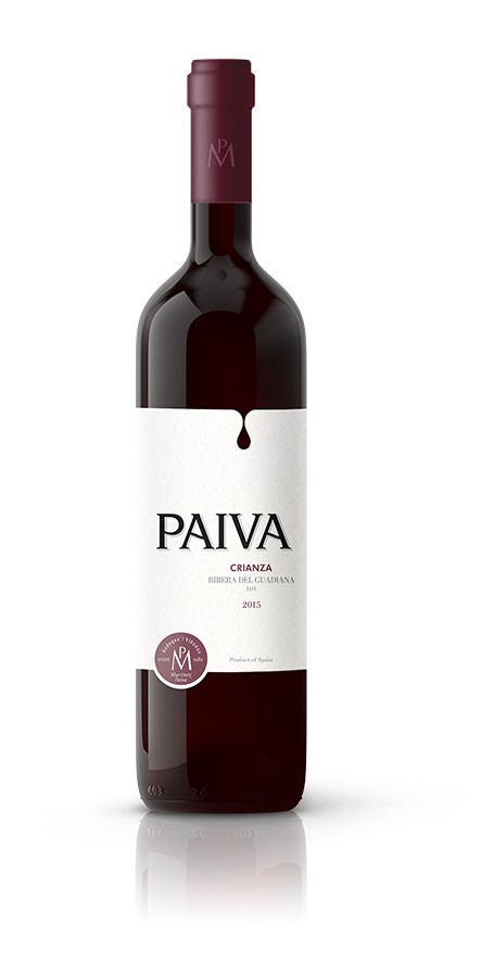 Vinos Paiva - Vino - Branding y packaging