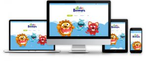 Baby Boomers - Papillas infantiles - Branding y packaging